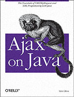 Ajax on Java av Steve Douglas Olson (Heftet)