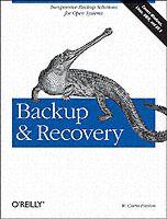 Backup and Recovery av W.Curtis Preston (Heftet)