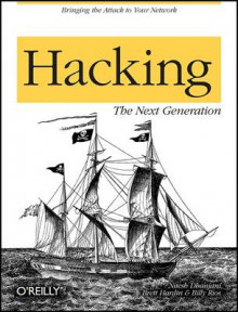 Hacking: The Next Generation av Nitesh Dhanjani, Billy Rios og Brett Hardin (Heftet)
