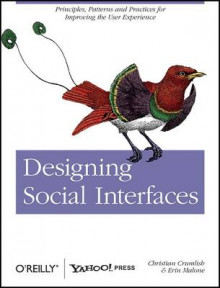Designing Social Interfaces av Christian Crumlish og Erin Malone (Heftet)