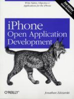 iPhone Open Application Development av Jonathan Zdziarski (Heftet)