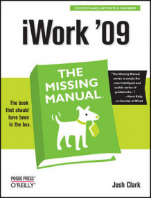 iWork '09: The Missing Manual av Josh Clark (Heftet)