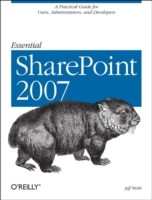 Essential SharePoint 2007 av Jeff Webb (Heftet)