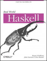 Omslag - Real World Haskell