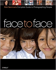 Face to Face: Rick Sammon's Complete Guide to Photographing People av Rick Sammon (Heftet)
