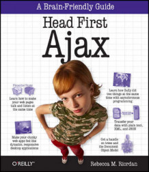 Head First Ajax av Rebecca M. Riordan (Heftet)