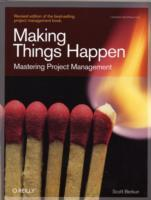 Making Things Happen av Scott Berkun (Heftet)