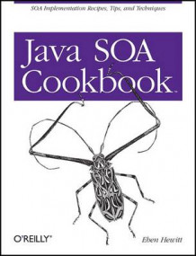 Java SOA Cookbook av Eben Hewitt (Heftet)