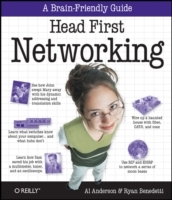 Head First Networking av Al Anderson og Ryan Benedetti (Heftet)