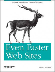 Even Faster Websites av Steve Souders (Heftet)