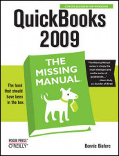 Quickbooks 2009: The Missing Manual av Bonnie Biafore (Heftet)