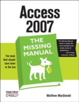 Access 2007: the Missing Manual av Matthew MacDonald (Heftet)