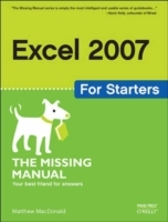 Excel 2007 for Starters av Matthew MacDonald (Heftet)