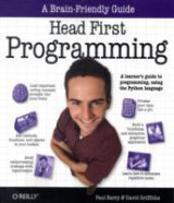 Omslag - Head First Programming