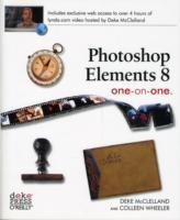 Photoshop Elements 8 One-on-One av Deke McClelland og Colleen Wheeler (Heftet)