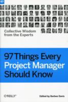 97 Things Every Project Manager Should Know av Barbee Davis (Heftet)