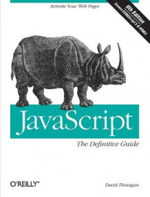 JavaScript: The Definitive Guide av David Flanagan (Heftet)