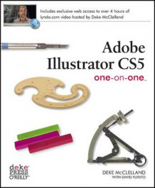 Adobe Illustrator CS5 One-on-One av Deke McClelland (Heftet)