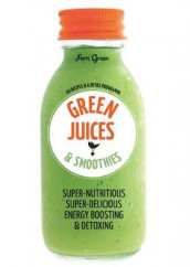Green Juices & Smoothies av Fern Green (Heftet)