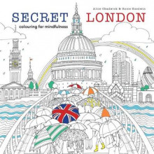 Secret London av Alice Chadwick og Rosie Goodwin (Heftet)