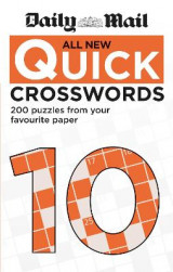 Omslag - Daily Mail All New Quick Crosswords 10