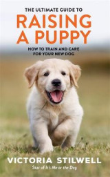 Omslag - The Ultimate Guide to Raising a Puppy