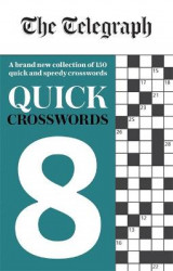 Omslag - The Telegraph Quick Crosswords 8