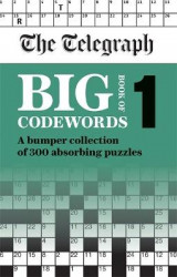Omslag - The Telegraph Big Book of Codewords 1
