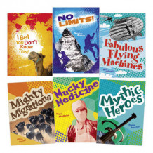 Learn at Home:Pocket Reads Year 4 Non-fiction Pack (6 Books) av Bill Condon, Angela Royston, Haydn Middleton og Jillian Powell (Heftet)