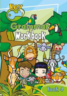 Key Grammar Level 4 Work Book (6 Pack) (Heftet)