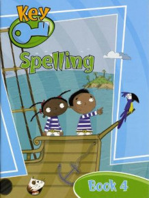 Key Spelling Level 4 Easy Buy Pack (Heftet)