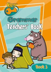 Key Grammar: Teachers' Handbook 3 (Heftet)