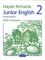 Haydn Richards Junior English Book 2 with Answers (Revised Edition) av Angela Burt (Heftet)