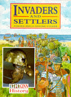Ginn History: Key Stage 2: Invaders and Settlers: Pupil Book (Heftet)