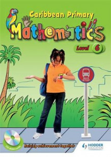 Caribbean Primary Mathematics Level 6 Student Book and CD-ROM av Edwards (Blandet mediaprodukt)