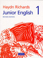 Junior English Revised Edition 1 (Heftet)