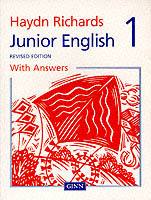 Haydn Richards: Junior English Pupil Book 1 with Answers 1997 (Heftet)