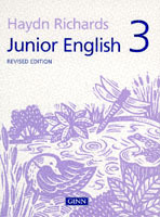 Junior English Revised Edition 3 (Heftet)