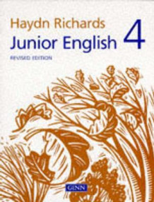 Junior English Revised Edition 4 (Heftet)