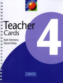 Teacher Cards: Year 4 Part 5 (Perm)