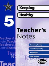 Omslag - New Star Science Year 5/P6 Keeping Healthy Teacher Notes