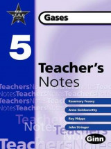 Omslag - New Star Science Yr 5/P6 Gases Teacher Notes
