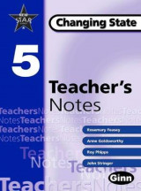 Omslag - New Star Science Yr 5/P6 Changing State Teacher Notes
