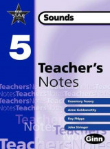 Omslag - New Star Science: Year 5 Sounds Teacher Notes