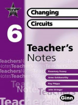 Omslag - New Star Science Yr6/P7: Changing Circuits Teacher Notes