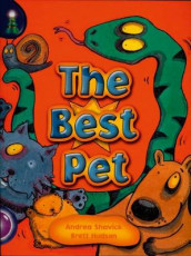 LIghthouse: YR2 Bk3 The Best Pet av Andrea Shavick (Heftet)