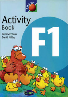 Abacus Foundation 1/P1: Activity Book av Ruth Merttens (Heftet)