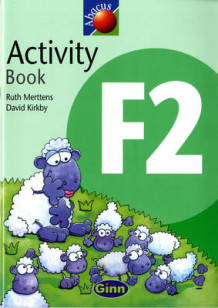 Abacus Foundation 2/P1: Activity Book (Heftet)
