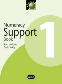 Abacus Year 1/P2: Numeracy Support Book (Spiral)