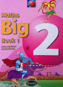 Abacus Year 2 / P3: Big Book 1 (Spiral)